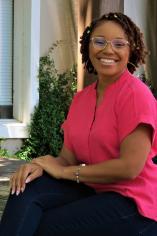 Headshot of Jasmine Hines, Ph.D.