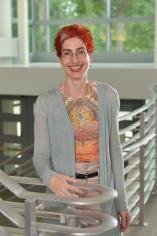 Marie Bukowski, Director of the School of Art profile photo