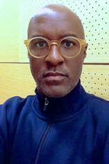 Patrick Hughes of the NYC Studio