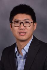 Head shot of Tao Shen