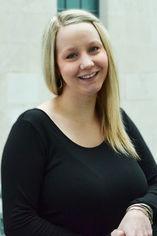 Academic Advisor Brittany Capp