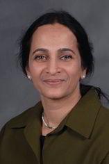 Uma Krishnan portrait