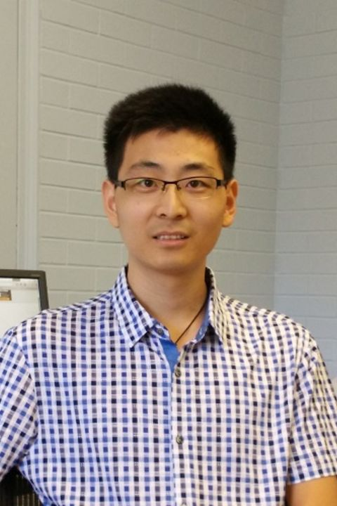 Qingsong Liu Headshot
