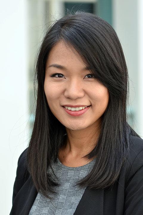 KSU Fashion School Assistant Professor Chanjuan Chen
