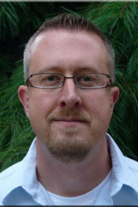 Michael Dunbar Headshot