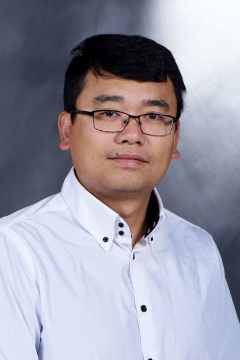 Photo of Qiang Guan, PhD