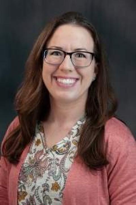 Heather Ryan MS Headshot
