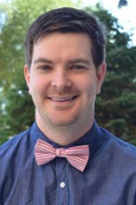 Michael Hawkins Headshot