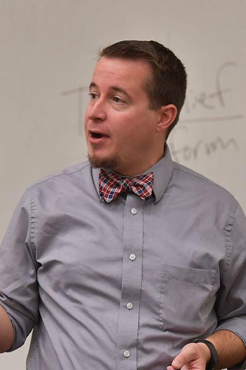Photo of Bryan Jones
