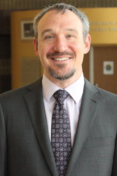 Dr. Joshua Albrecht