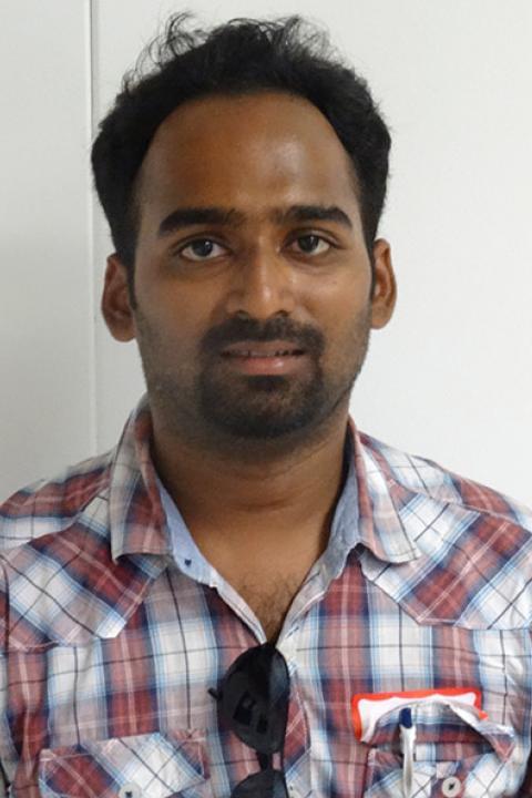Kishen R. Krishnan