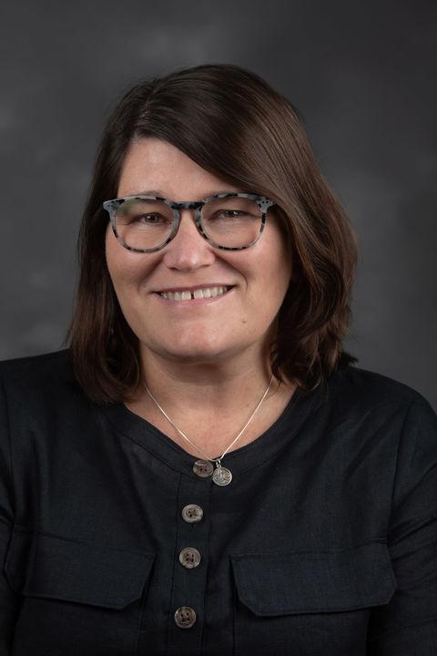Mandy Munro-Stasiuk, Ph.D.