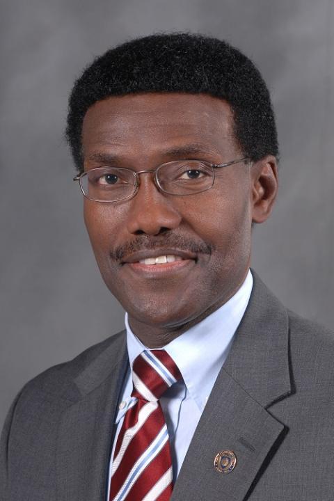 photo Dr. I. Richmond Nettey headshot
