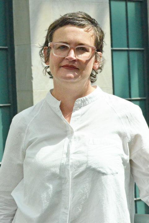 Fashion School Associate Professor, Noël Palomo-Lovinski