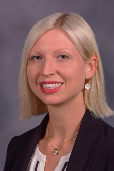 staff photo of Rikki Vesy