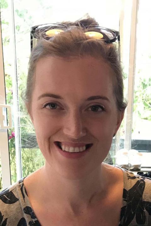 Aleisha Moore, Ph.D.