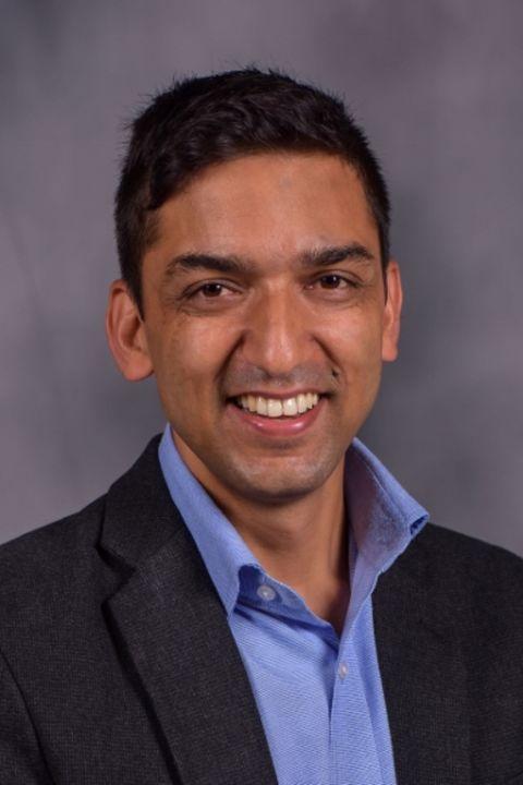 Photo of Dr. Gokarna Sharma
