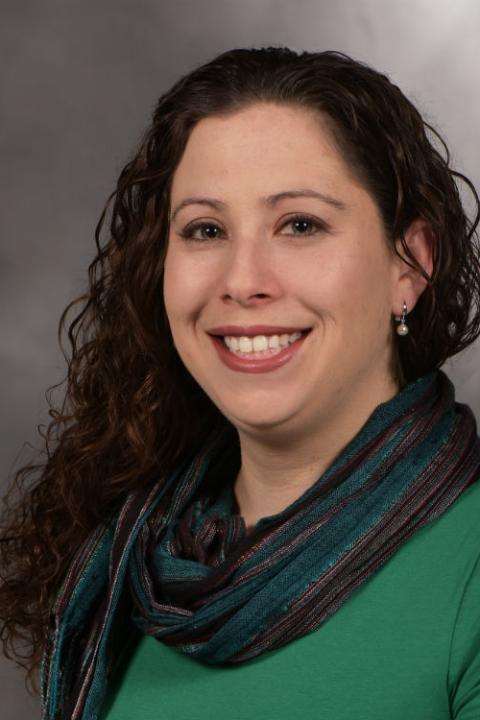 Photo of Johanna Solomon