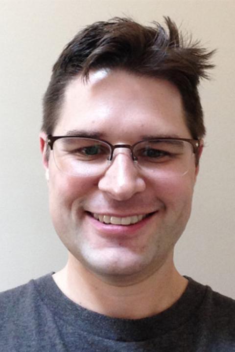Photo of Jeffrey Mellott, Ph.D.