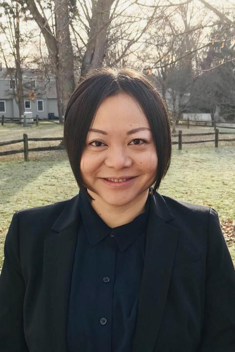 Dr. Jing Zhang Headshot
