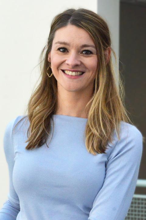 Part-Time instructor Caroline Surrarrer