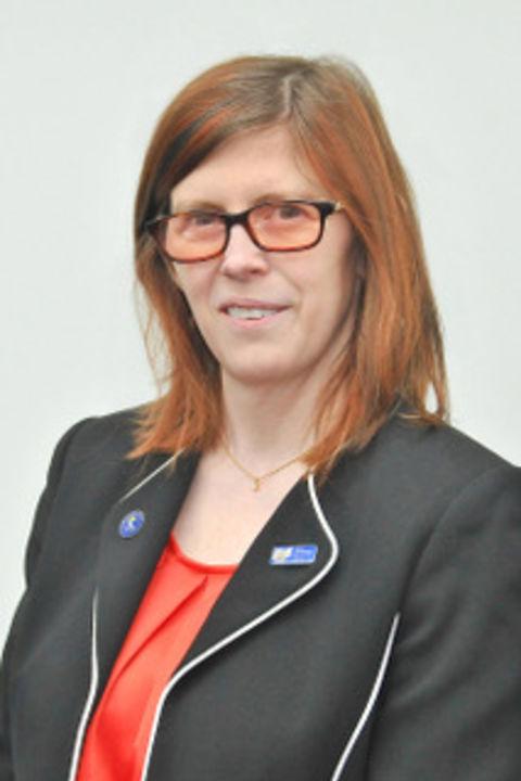Dr. Alicia Crowe Headshot