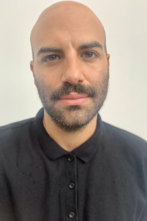 Fabrizio Babino of the NYC Studio
