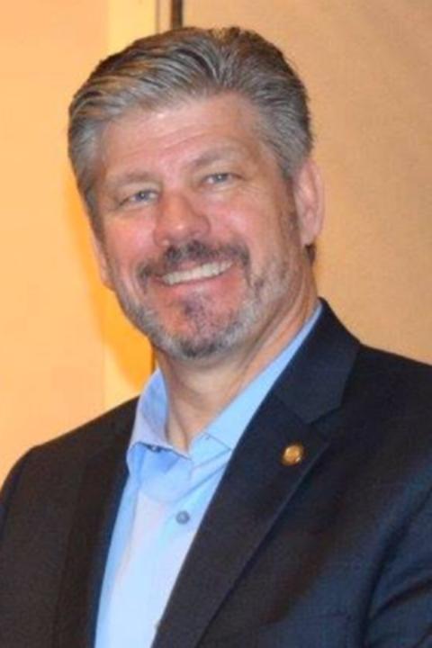 Photo of Dr. Hallam