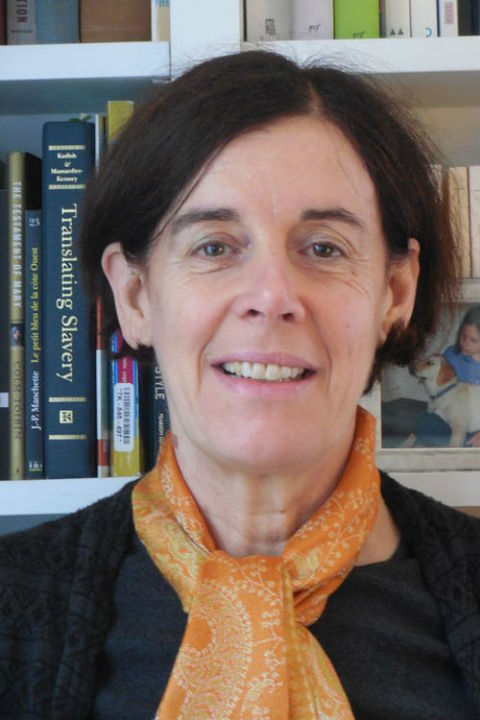 Francoise Massardier-Kenney, Chair, University Research Council/Professor, Modern and Classical Language Studies