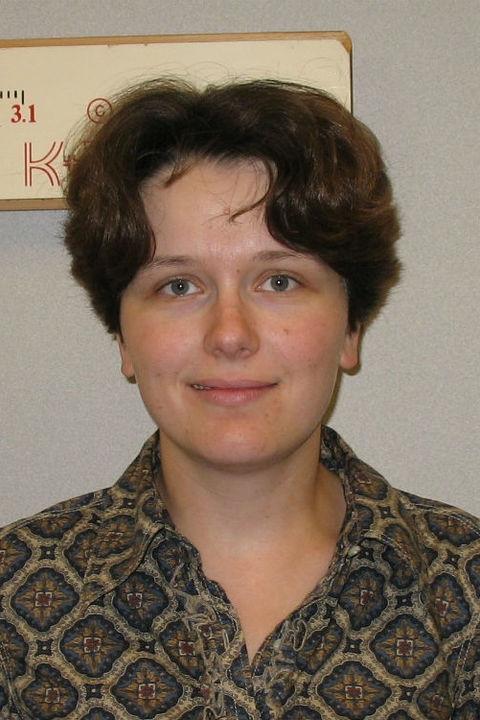 Evgenia Soprunova