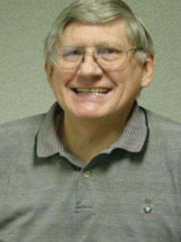 Dr. Keith Muller Headshot