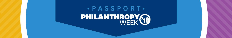 Philanthropy Week Passport