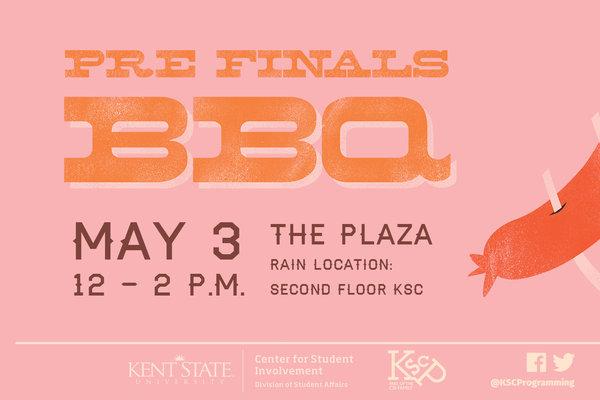 Pre-Finals BBQ