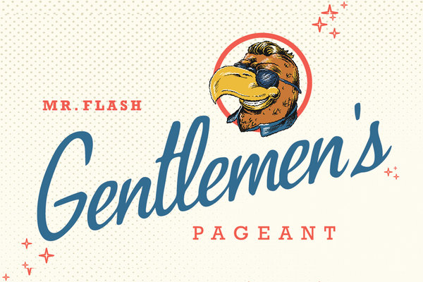 Mr. Flash Gentlemans Pageant