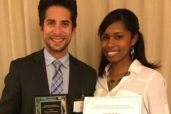 NCACES award recipients!