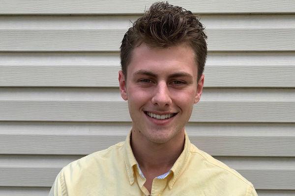 Student Spotlight for CAE – Patrick Baker