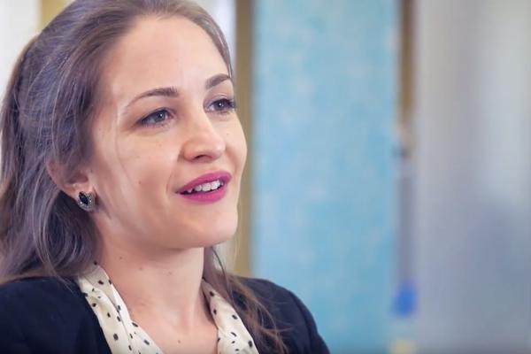 Kate Otto's Discovering Purpose Video