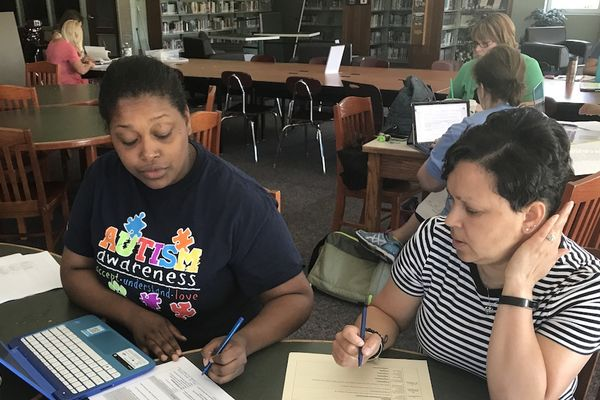Aurora and Maple Heights Teacher Leadership Endorsement cohort