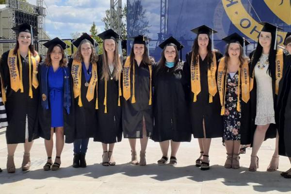 Graduates- Spring 2021