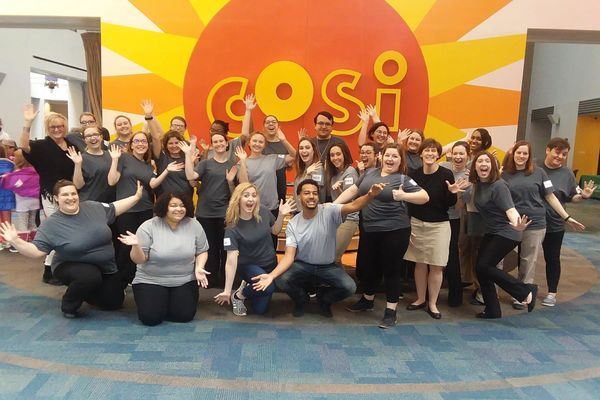 4th annual Deaf Awareness Days at COSi