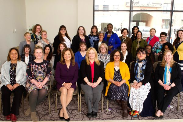 Group photo of 2019 MMM honorees