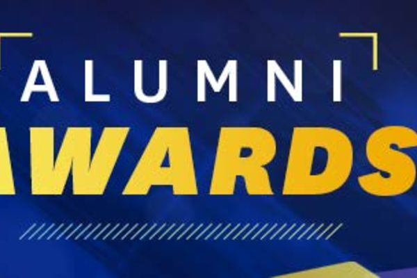 Alumni Awards banner