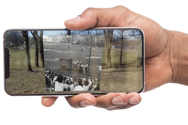 New Digital Content is Added for May 4 Augmented Reality Experience