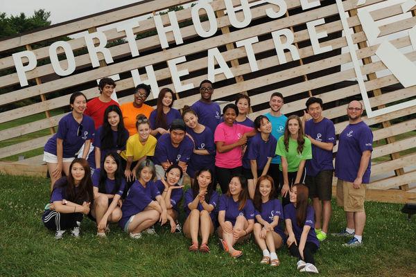 Porthouse Academy students