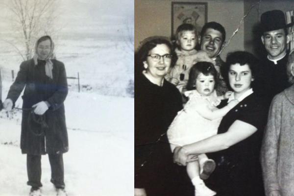 Verona McKarns family photos