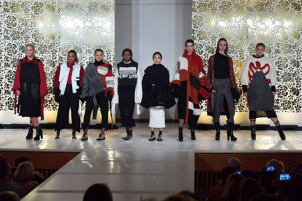 """2018 Fashion Show """"Best in Show"""" winning collection"""