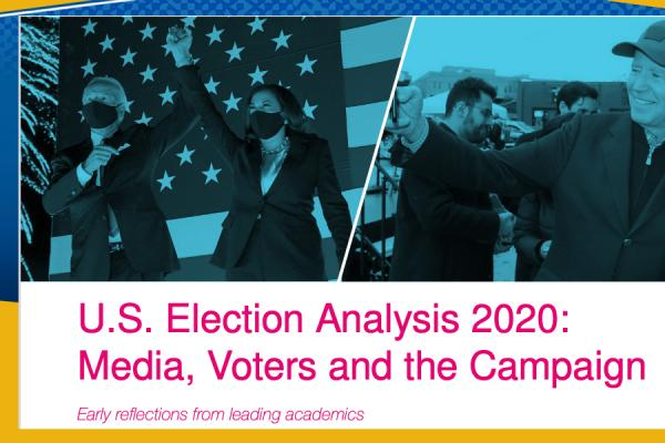 U.S. Election Analysis 2020 Cover