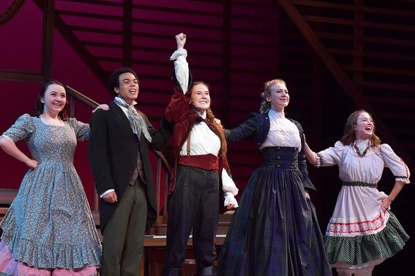BFA Musical Theatre students perform in Little Women