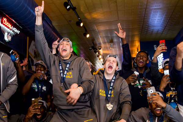 SPJ winning image for Sports Photography