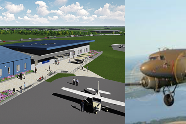 CAE Welcomes public for Fed Ex Aeronautics Academic Center Grand Opening and A&E EXPO